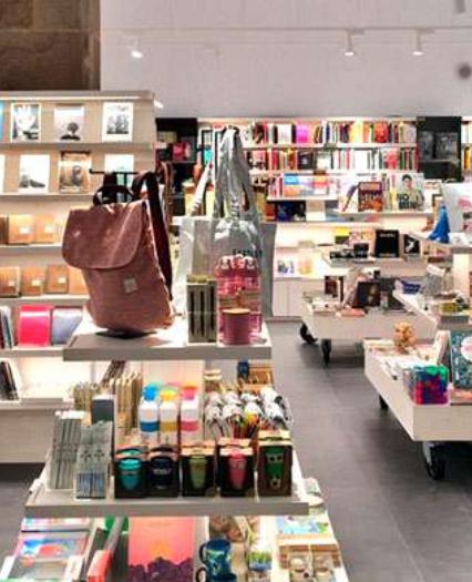 CCCB highlight store