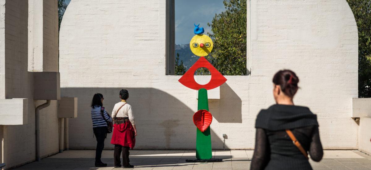 Joan Miro Foundation - Articket
