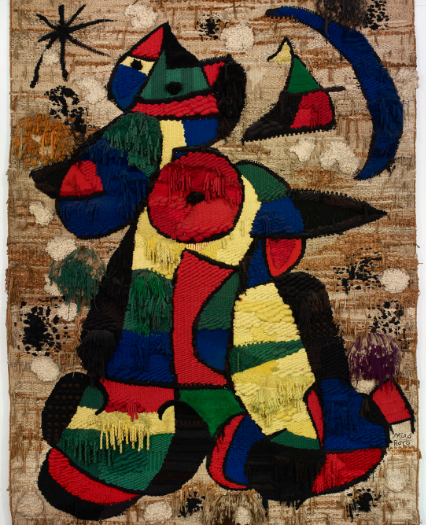 Picasso Museum - Foundation tapestry - Articket